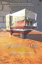 Homelessness in Australia : an introduction