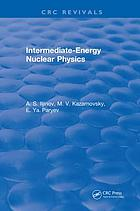 Intermediate-Energy Nuclear Physics