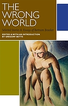 The wrong world : selected stories and essays
