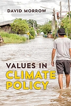 Values in Climate Policy