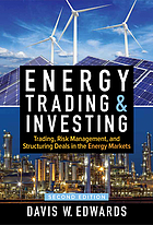 Energy Trading and Investing, Second Edition