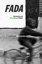 Fada : boredom and belonging in Niger