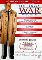 The Fog of War DVD cover image