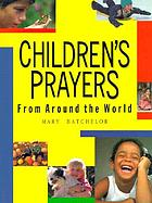 Children's prayers from around the world