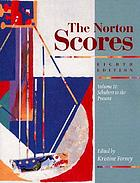 The Norton scores : an anthology