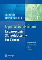 Laparoscopic sigmoidectomy for cancer