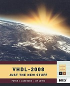 VHDL-2008 : just the new stuff