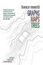 Graphs, maps, trees : abstract models for literary history
