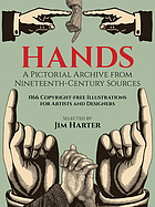 Hands : a pictorial archive from nineteenth-century sources : 1166 copyright-free illustrations for artists and designers