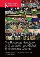Handbook on urbanization and global environmental change.