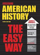 American history : the easy way