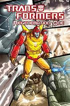 The Transformers. Regeneration one. Volume 4
