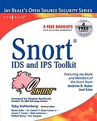 Snort : IDS and IPS toolkit
