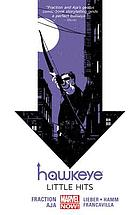 Hawkeye. Little hits