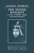 The sinful knights : a study of Middle English penitential romance / monograph.