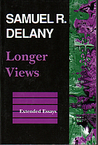 Longer views : extended essays