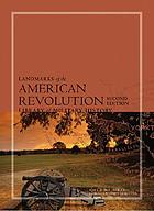 Landmarks of the American Revolution : library of military history