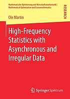 High-frequency statistics with asynchronous and irregular data