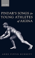 Pindar's songs for young athletes of Aigina