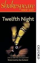 Shakespeare made easy: twelfth night.
