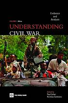 Understanding civil war : evidence and analysis / Vol. 1, Africa.