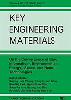 On the convergence of bio-, information-, environmental-, energy-, space- and nano-technologies