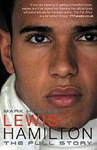 Lewis Hamilton: the full story.