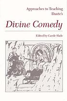 Approaches to teaching Dante's Divine comedy