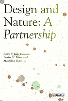 Design and nature : a partnership