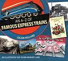 An A-Z of famous express trains : an illustrated trip down memory lane
