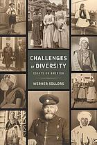 Challenges of diversity : essays on America