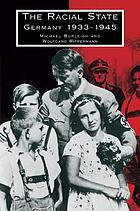 The racial state Germany, 1933-1945