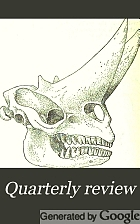 The Quarterly review.