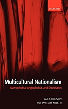 Multicultural nationalism : islamaphobia, anglophobia, and devolution