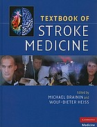 Textbook of stroke medicine