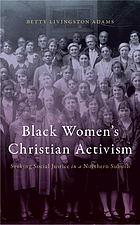Black women's Christian activism : seeking social justice in a northern suburb