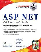 ASP.net : web developer's guide