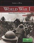 America at war : World War I : people, politics, and power