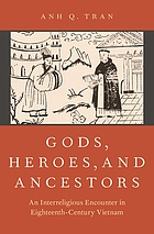 Gods, heroes, and ancestors : an interreligious encounter in eighteenth-century Vietnam : errors of the three religions