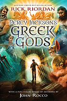 Percy jackson's greek gods.