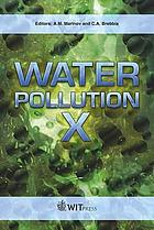 Water pollution X