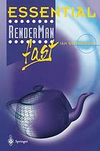 Essential RenderMan fast