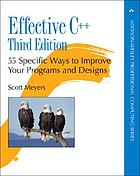 Effective C++, Third Edition