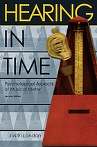 Hearing in time : psychological aspects of musical meter