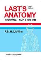 Last's anatomy: regional and applied.