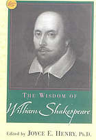 The wisdom of Shakespeare
