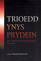 Trioedd ynys prydein : the triads of the Island of Britain