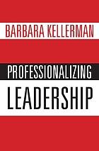 Professionalizing-leadership