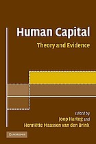 Human capital : advances in theory and evidence