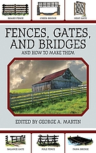 Fences, gates, and bridges : and how to make them
